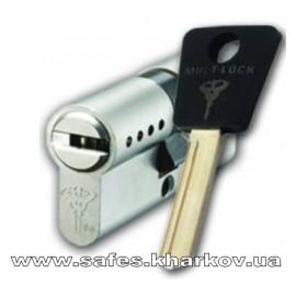 ЦИЛИНДР MUL-T-LOCK 7 Х 7 ( 40*45 ) ключ-ключ