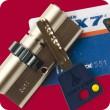 ЦИЛИНДР MUL-T-LOCK 7 Х 7 ( 27*65 ) ключ-ключ