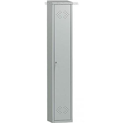 Шкаф для раздевалки (одинарный) LS-01 ПРАКТИК