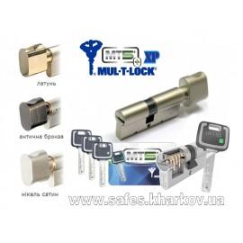 ЦИЛИНДР MUL-T-LOCK MT5+X.P ( 76 мм ) ключ-тумблер