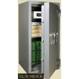 Банковский сертифицированный сейф ПАРИТЕТ-К CL.III.180.K.K
