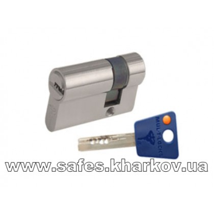 ЦИЛИНДР MUL-T-LOCK 7 Х 7 ( 9.5*35 ) односторонний, ключ