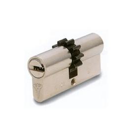Цилиндр MUL-T-LOCK 7 Х 7 ( 27*35 )*62мм., ключ-ключ