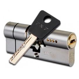 ЦИЛИНДР MUL-T-LOCK 7 Х 7 ( 45*55 ) ключ-ключ
