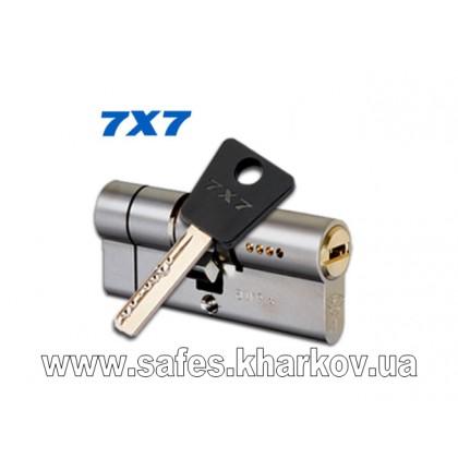 ЦИЛИНДР MUL-T-LOCK 7 Х 7 ( 35*70 ) ключ-ключ