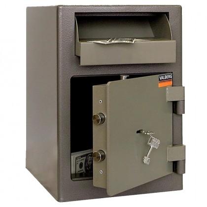 Депозитный касса-сейф VALBERG ASD-19 KL (с лотком)