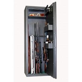 Оружейный сейф SAFEtronics MAXI-5M