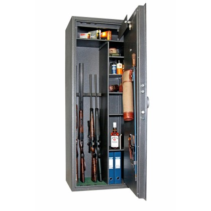 Оружейный сейф SAFEtronics TSS 160ME/K5