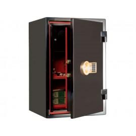 Элитный огне-взломостойкий сейф VALBERG Garant- 67T EL GOLD