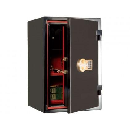 Эксклюзивный огне-взломостойкий сейф VALBERG GARANT- 67TEL GOLD