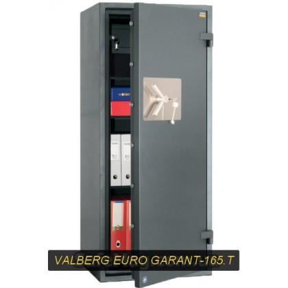 Огне-взломостойкий сейф VALBERG EURO GARANT-165T
