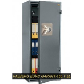 Огне-взломостойкий сейф VALBERG EURO GARANT-165TEL
