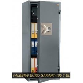 Огне-взломостойкий сейф VALBERG EURO GARANT-165.T.EL