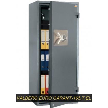 Огне-взломостойкий сейф VALBERG EURO GARANT-165TEL