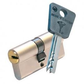 Цилиндр MUL-T-LOCK 7 Х 7 54 мм*( 27х27 ) ключ-ключ