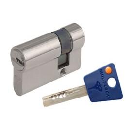 ЦИЛИНДР MUL-T-LOCK 7 Х 7 ( 9.5*33 ) односторонний, ключ